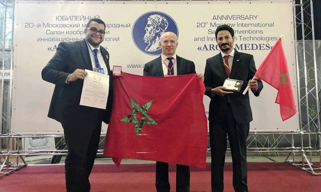 Maroc smartilab remporte le grand prix de l for Salon de l innovation technologique