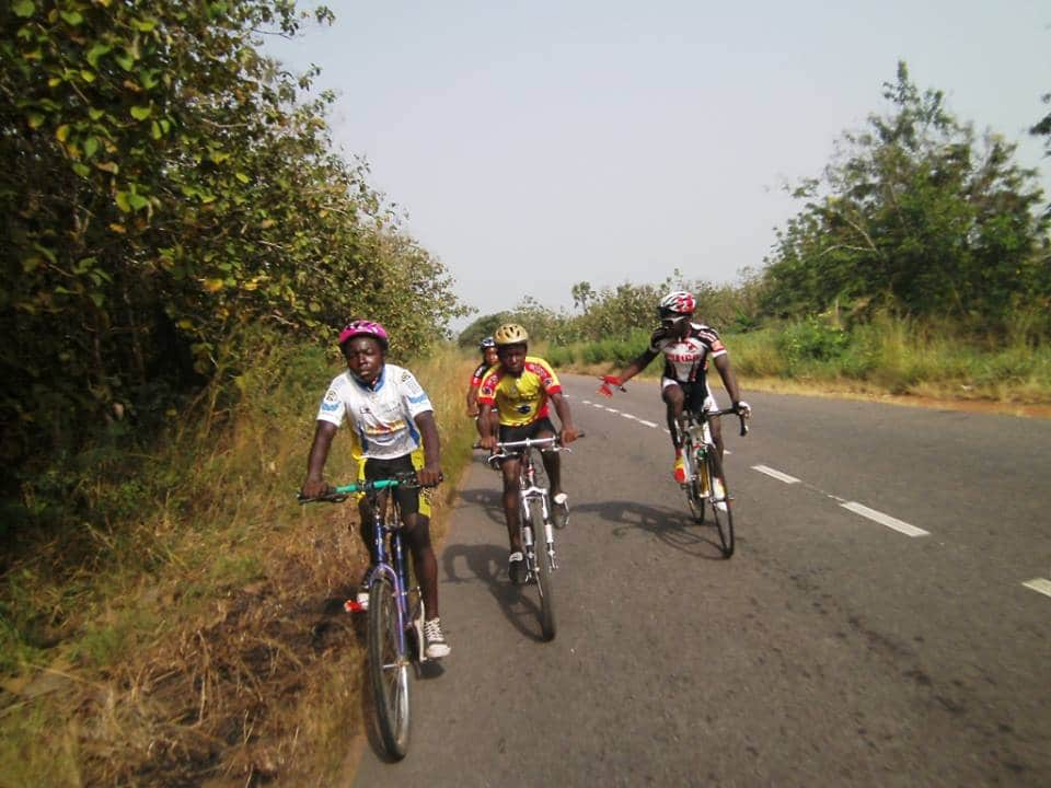 Source: Facebook Kpalimé Cycling Project