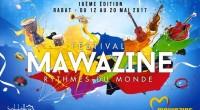 Ouvert le 12 mai, Mawazine, l'un des plus grands festivals des musiques du monde accueille jusqu'au 20 mai une centaine de groupes, chanteuses et chanteurs du monde. C'est l'un des […]