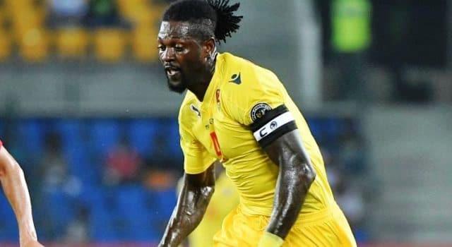 Football: Emmanuel Adebayor entre dans la légende en Turquie