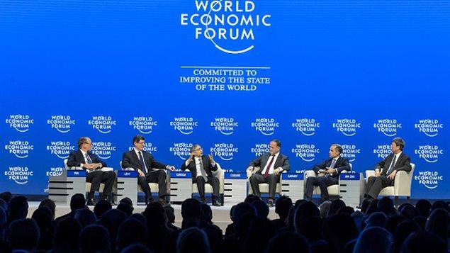 Afrique du Sud: coup d'envoi du Forum économique mondial
