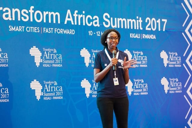 Ruth Waiganjo : Miss Geek Africa 2017