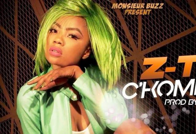 Z-Tra: la poupée verte de la musique urbaine (vidéo)