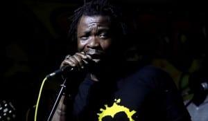 DZIAR du groupe Dounegno sur scène le 24 juin 2017 à Kpalime (Togo)