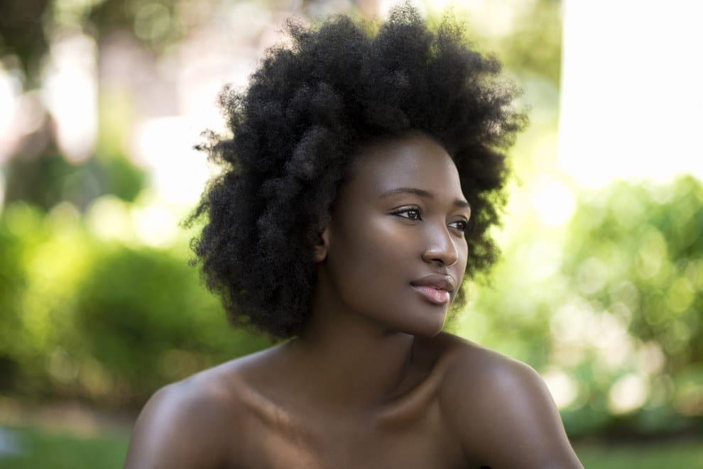 Les cheveux afro à l'honneur africa top success