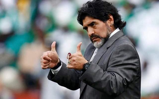 Ronaldo ou Messi: voici le meilleur selon Maradona