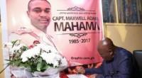 Au Ghana, le capitaine Maxwell Mahama, lynché à mort à Denkyira, dans le sud du pays, a été inhumé vendredi matin en présence du chef de l'Etat Nana Akuffo-Afo et […]