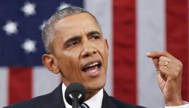 L'inscription sur l'alliance de Barak Obama enflamme le web