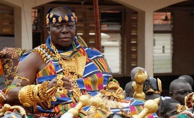 Roi Africain