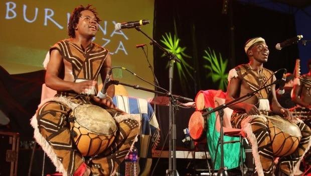 Sam'Africa: toute une ambiance africaine