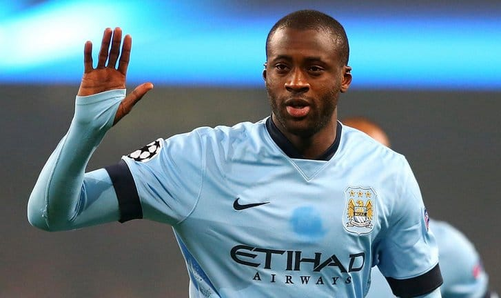 Yaya Touré prolonge à Manchester City — Officiel
