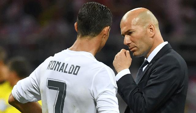 Zidane-Ronaldo