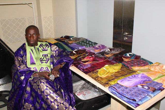 Le Sénégal célèbre le Bazin ce 7 juillet !!