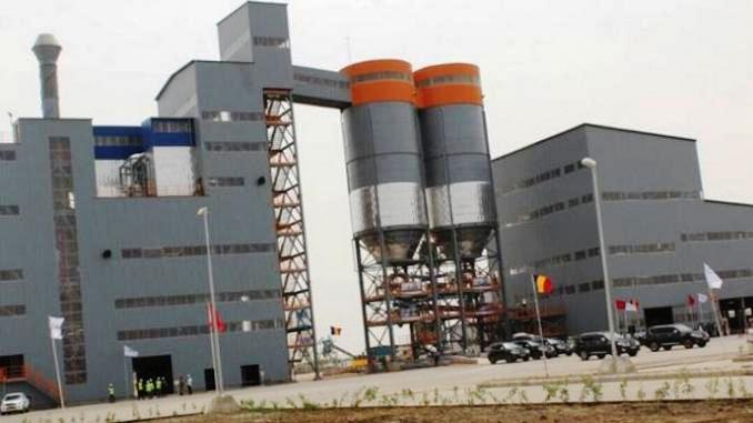 ciment inauguration