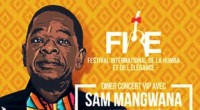 Pour deux jours d'ambiance, du 30 juin au 1er juillet, à la Place du 30 juin (ex-Place de la Gare), l'événement qui s'est choisi comme hôte de marque Sam Mangwana […]
