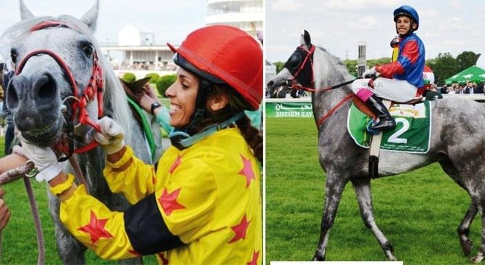 jockey maroc