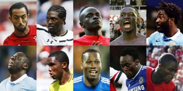 joueur africains