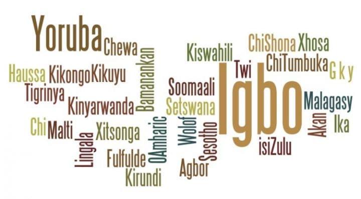 langues locales