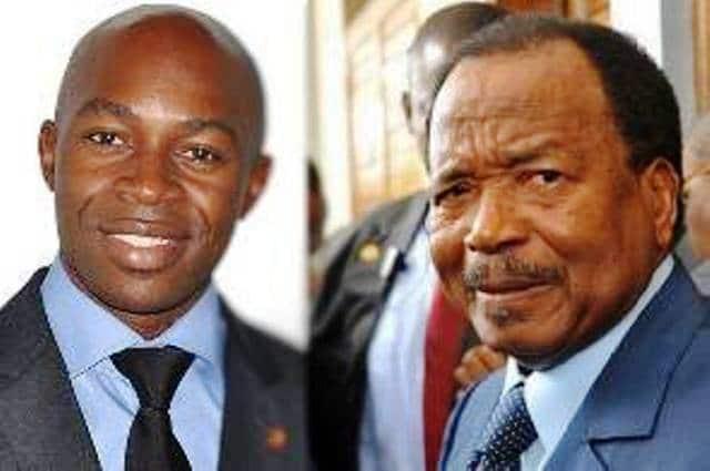 Serge Espoir Matomba candidat à l'élection présidentielle de 2018 — Cameroun