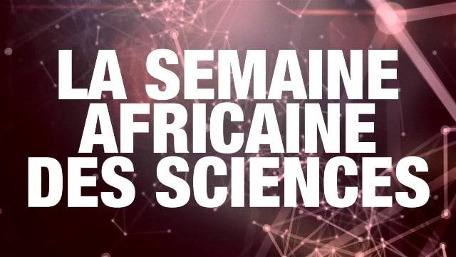semaine africaine science