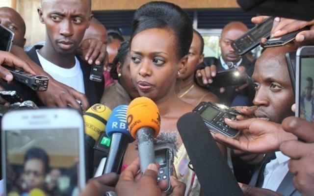 Rwanda/Présidentielles: l'aventure se termine pour Diane Rwigara