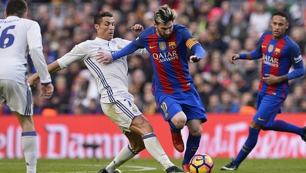 Real vs Barça Africa Top Success