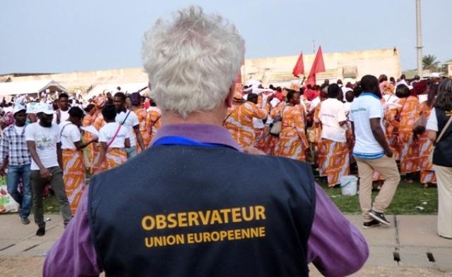 observateurs UE