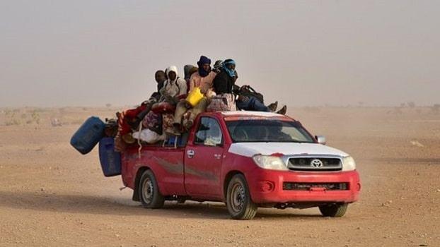Lutte contre l'immigration: l'UE octroie 10 millions d'euros au Niger