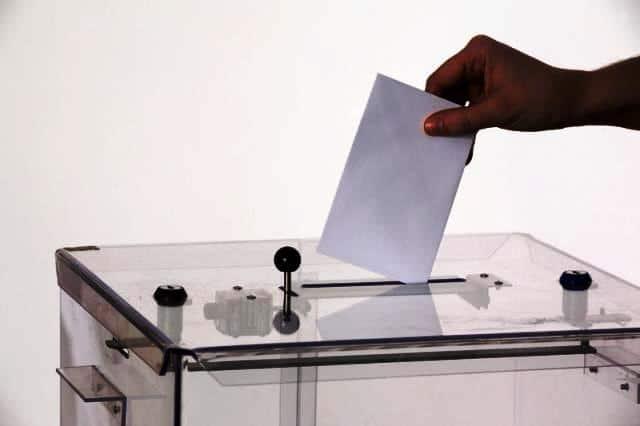 urne pr election