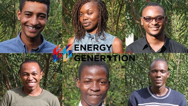 2e Africa Energy Generation Prize