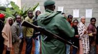 Après une campagne marquée par des violences, les Kenyans votent depuis ce matin pour départager Uhuru Kenyatta et Raila Odinga. 150 000 agents des forces de sécurité sont déployés dans […]