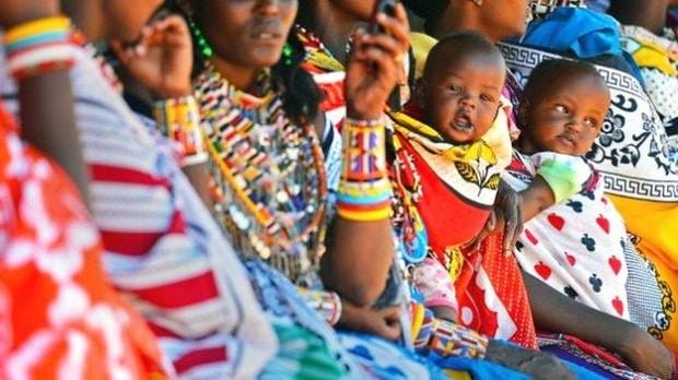 Kenya elle accouche devant son bureau de vote