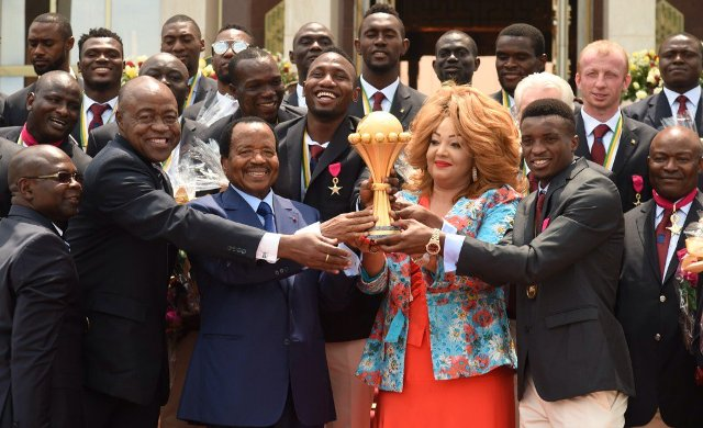 CAN 2019: l'engagement important de Paul Biya !