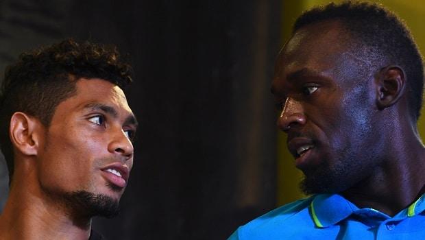 Athlétisme : Van Niekerk, le successeur d'Usain Bolt