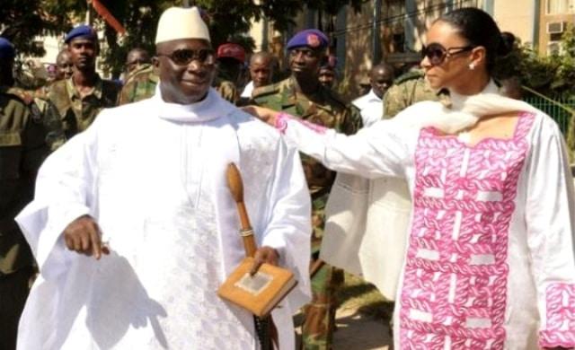 Yahya Jammeh 2