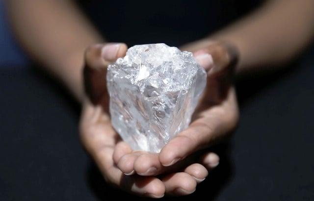 La nationalisation du diamant bientôt effective en Tanzanie