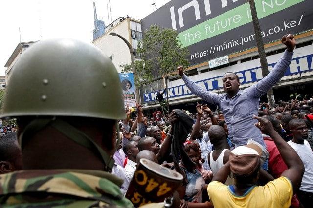 Kenya: la Cour suprême annule les résultats du scrutin