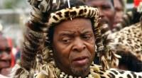 La semaine dernière, le roi des zoulous en Afrique du Sud a exprimé tout son mécontentement par rapport au traitement que lui a réservé le gouvernement. Le roi Goodwill Zwelithini, […]