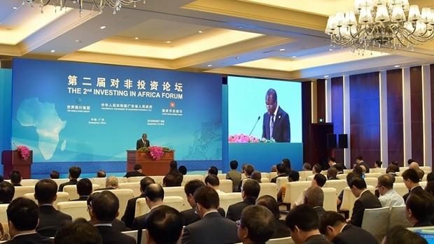 Pékin souhaite cheminer avec l'Afrique vers le développement durable (officiel)