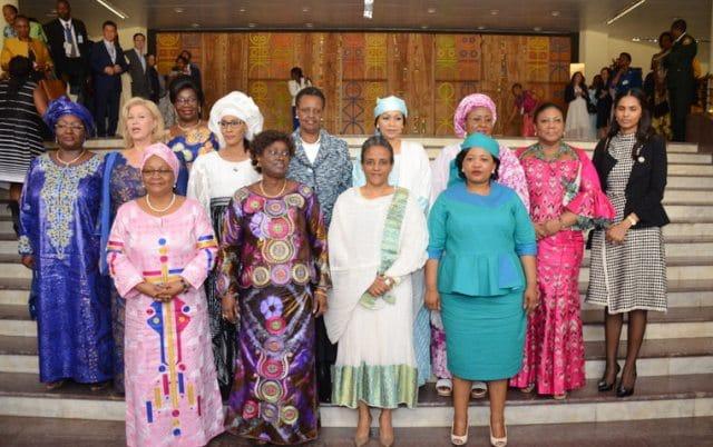 Abidjan déroule le tapis rouge à 17 Premières dames africaines
