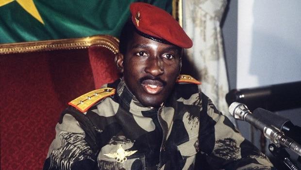Top 20 des citations de Thomas Sankara