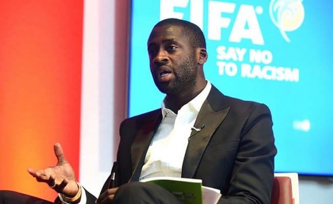 Mondial 2018-Racisme : Yaya Touré invite les Russes à le