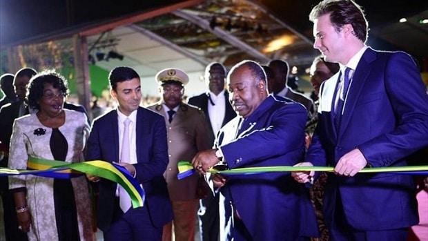 Gabon: inauguration d'un nouveau port pour booster l'économie
