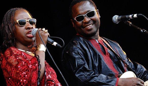 Découvrez 5 couples qui  subliment la musique africaine