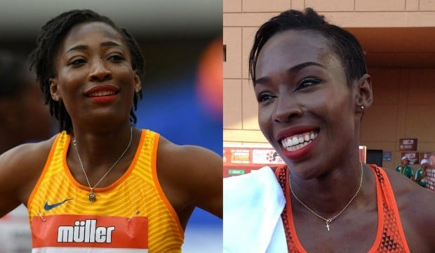CI: ce qui se passe entre les athlètes Ta Lou et Murielle Ahouré
