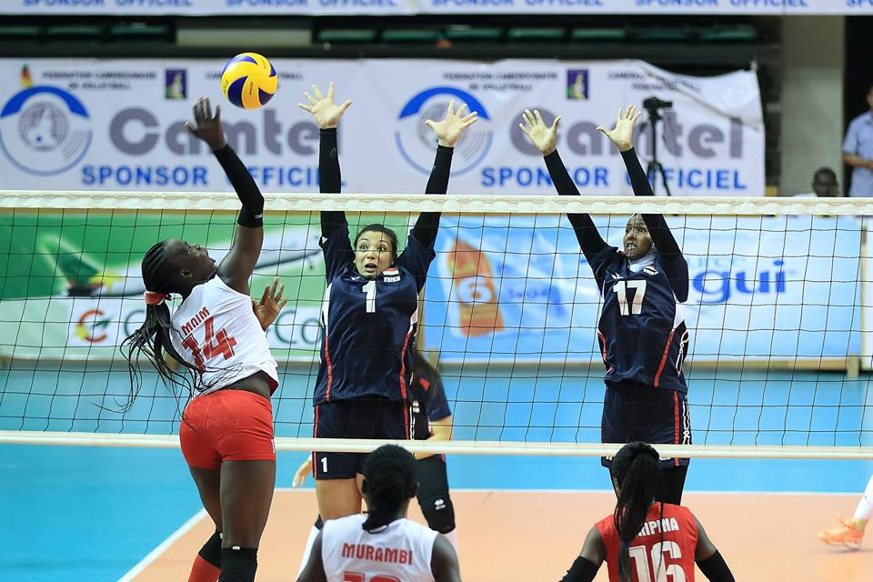 CAN 2017 (D) Volley-ball: Une finale Kenya – Cameroun