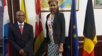 Après la France où elle a séjourné dernièrement, la Miss Togo 2017 est arrivée en milieu de semaine à Bruxelles. Dans la capitale belge, Dédévi Cornelia Adomayakpo a eu un […]