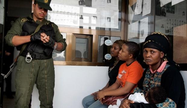 Algérie:  ''Black Out'' sur la migration subsaharienne