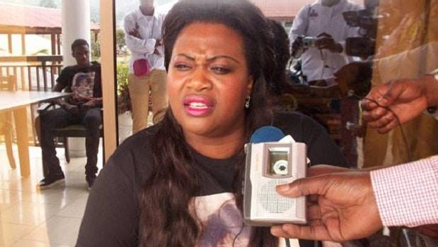 Confession-Claudia Sassou Nguesso : «j'ai couché avec Fally Ipupa dans un avion»