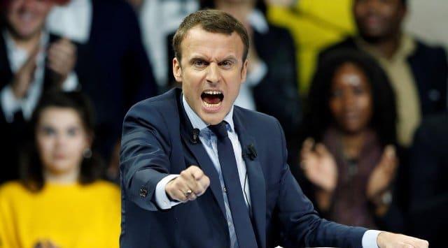 Macron au Burkina: la vidéo que les médias français n'oseront jamais diffuser !